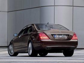 Ver foto 6 de Mercedes Clase S S600 2009