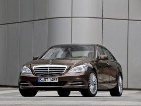Fotos de Mercedes Clase S S600 2009