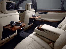 Ver foto 14 de Mercedes Clase S S600 2009