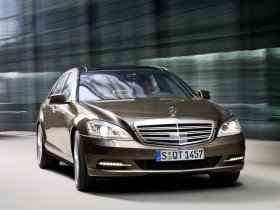 Ver foto 8 de Mercedes Clase S S600 2009