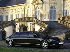 Fotos de Mercedes Clase S S600 Guard Pullman W221 2009