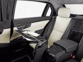 Ver foto 5 de Mercedes Clase S S600 Guard Pullman W221 2009