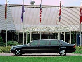 Ver foto 2 de Mercedes Clase S600 L Pullman Guard W140 1991