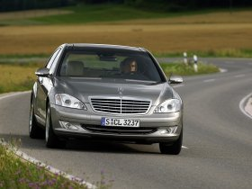 Ver foto 9 de Mercedes S-Klasse S600 Lang 2006