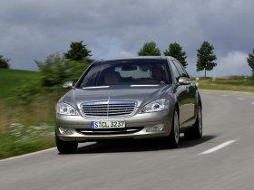 Ver foto 8 de Mercedes S-Klasse S600 Lang 2006