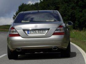 Ver foto 7 de Mercedes S-Klasse S600 Lang 2006