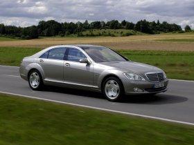 Ver foto 6 de Mercedes S-Klasse S600 Lang 2006