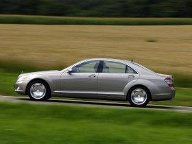Ver foto 5 de Mercedes S-Klasse S600 Lang 2006