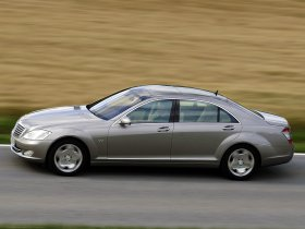 Ver foto 4 de Mercedes S-Klasse S600 Lang 2006
