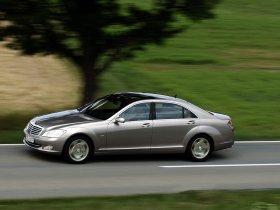 Ver foto 3 de Mercedes S-Klasse S600 Lang 2006