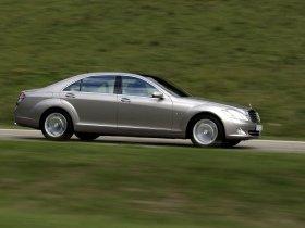 Ver foto 2 de Mercedes S-Klasse S600 Lang 2006