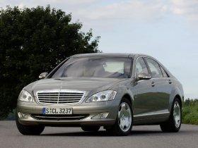 Fotos de Mercedes S-Klasse S600 Lang 2006
