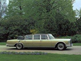 Ver foto 8 de Mercedes S-Klasse S600 Pullman Landaulet W100 1965