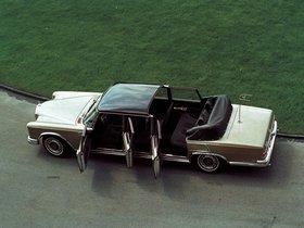 Ver foto 7 de Mercedes S-Klasse S600 Pullman Landaulet W100 1965