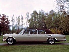 Ver foto 6 de Mercedes S-Klasse S600 Pullman Landaulet W100 1965