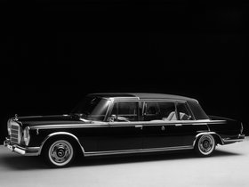 Ver foto 5 de Mercedes S-Klasse S600 Pullman Landaulet W100 1965