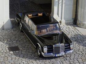 Ver foto 4 de Mercedes S-Klasse S600 Pullman Landaulet W100 1965