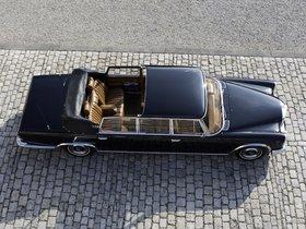 Ver foto 3 de Mercedes S-Klasse S600 Pullman Landaulet W100 1965