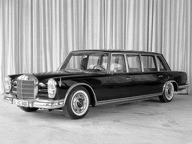 Ver foto 7 de Mercedes S-Klasse S600 Pullman W100 1964