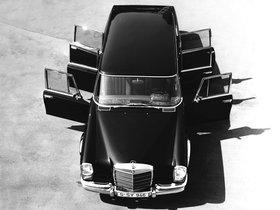 Ver foto 16 de Mercedes Clase S S600 Pullman W100 1964