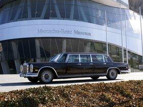 Ver foto 14 de Mercedes Clase S S600 Pullman W100 1964