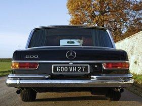 Ver foto 9 de Mercedes Clase S S600 Pullman W100 1964