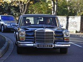 Ver foto 8 de Mercedes Clase S S600 Pullman W100 1964