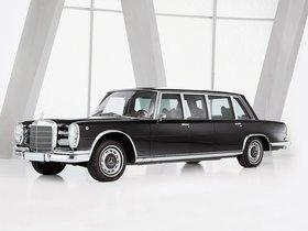 Ver foto 6 de Mercedes S-Klasse S600 Pullman W100 1964