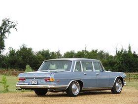 Ver foto 3 de Mercedes Clase S S600 Pullman W100 1964