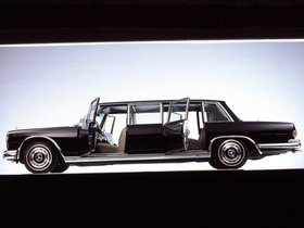 Ver foto 3 de Mercedes S-Klasse S600 Pullman W100 1964