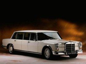 Ver foto 2 de Mercedes S-Klasse S600 Pullman W100 1964