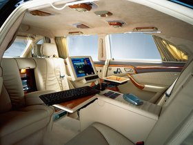 Ver foto 8 de Mercedes Clase S S600 Pullman W220 2000