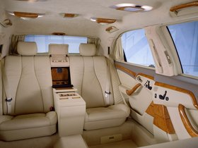 Ver foto 5 de Mercedes Clase S S600 Pullman W220 2000
