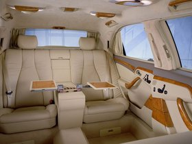 Ver foto 4 de Mercedes Clase S S600 Pullman W220 2000