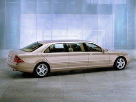 Ver foto 2 de Mercedes Clase S S600 Pullman W220 2000