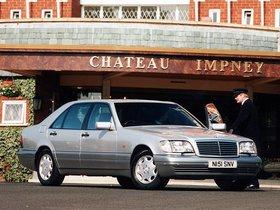 Ver foto 2 de Mercedes Clase S S600 W140 UK 1993