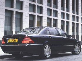 Ver foto 2 de Mercedes Clase S S600 W220 UK 2002