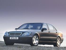 Fotos de Mercedes Clase S S600 W220 UK 2002