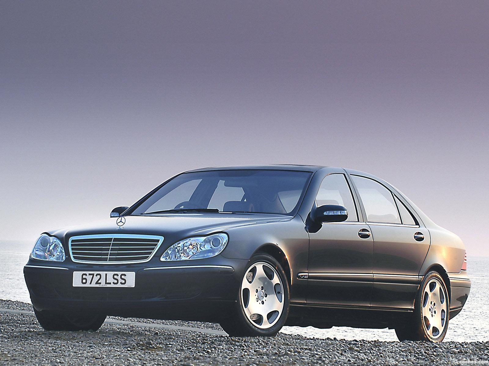Foto 0 de Mercedes Clase S S600 W220 UK 2002
