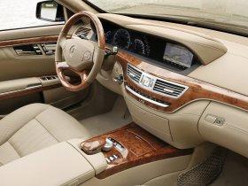 Ver foto 10 de Mercedes Clase S S600 USA W221 2009