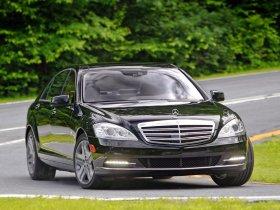 Fotos de Mercedes Clase S S600 USA W221 2009