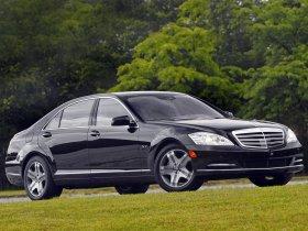 Ver foto 9 de Mercedes Clase S S600 USA W221 2009