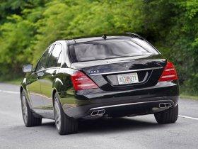 Ver foto 7 de Mercedes Clase S S600 USA W221 2009