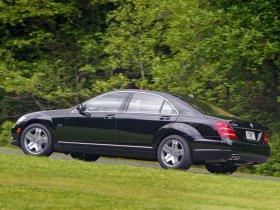 Ver foto 6 de Mercedes Clase S S600 USA W221 2009