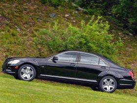 Ver foto 4 de Mercedes Clase S S600 USA W221 2009