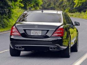 Ver foto 3 de Mercedes Clase S S600 USA W221 2009