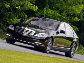 Ver foto 2 de Mercedes Clase S S600 USA W221 2009