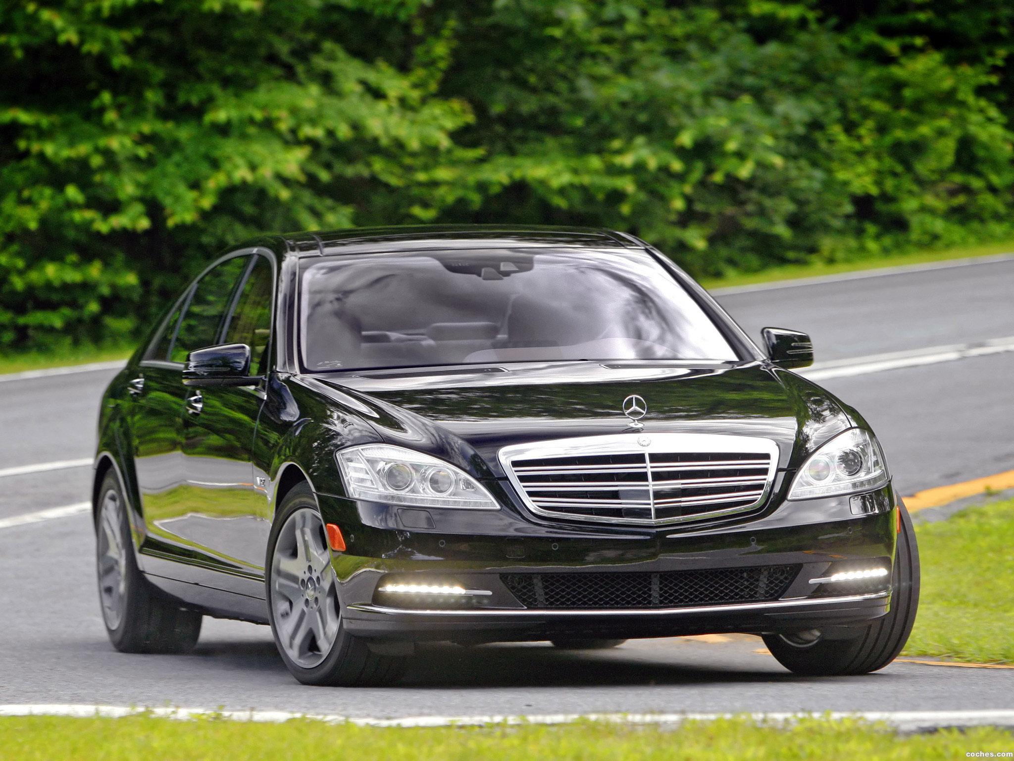Foto 0 de Mercedes Clase S S600 USA W221 2009