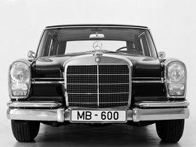 Ver foto 4 de Mercedes Clase S S600 W100 1964