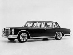 Fotos de Mercedes Clase S S600 W100 1964